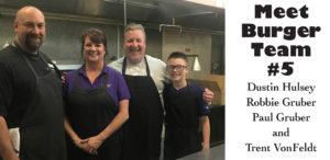 Hamburgers - Team #5 @ Littleton Elks | Littleton | Colorado | United States